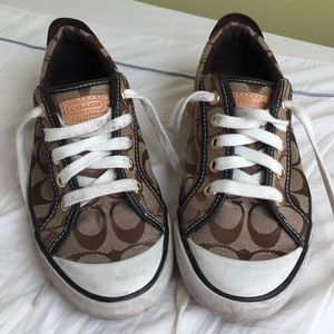 Coach Sneakers Tennis Shoes